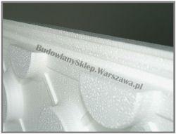Ogrzewanie podłogowe KNAUF Therm EXPERT FLOOR HEATING EPS 200 031, grubość płyty 20 mm, cena za m2