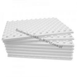 Ogrzewanie podłogowe KNAUF Therm EXPERT FLOOR HEATING EPS 100 035, grubość płyty 20 mm, cena za m2
