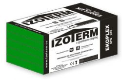 Styropian Parking/Fundament EPS 035 Ekoplex IZOTERM, cena za m3