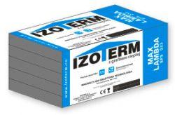 Styropian grafitowy IZOTERM EPS 033 Max Lambda, cena za m3