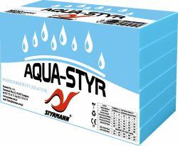 Styropian Hydroizolacyjny Aquastyr EPS 150-035 STYRMANN (cięty), cena za m3