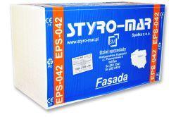 Styropian Fasada EPS 042 STYRO-MAR, cena za m3