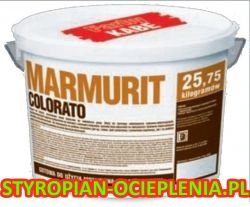 Tynk mozaikowy MARMURIT KABE Colorato 25,75kg