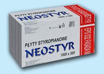 Styropian Grafitowy NEOSRTYR EPS 032 - STYROKON, cena za m3