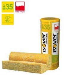 Wełna mineralna PROFIT-MATA  ISOVER EPS 035 grubość 50 mm, cena za m2