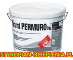 Kabe Grunt pod tynki akrylowe PERMURO GT (GB/GK) 10l