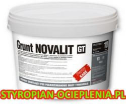 Kabe Grunt pod tynki silikatowe NOVALIT GT 1l