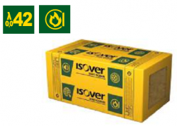 Płyta z wełny minetalnej FASOTERM NF  ISOVER EPS 042 grubość 20 mm, cena za m2