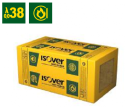 Płyty z wełny mineralnej POLTERM MAX  ISOVER EPS 038 grubość 70 mm, cena za m2