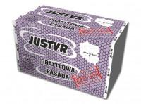 Styropian JUSTYR FASADA GRAFITOWA EPS 033, cena za m3