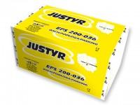 Styropian DACH/PODŁOGA JUSTYR EPS 200-036, cena za m3