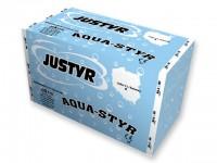 Styropian wodoodporny AQUA JUSTYR EPS 150-035, cena za m3