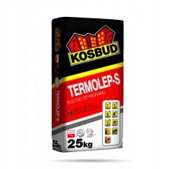 TERMOLEP-S - klej do styropianu KOSBUD, opak. 25kg