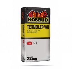 TERMOLEP-WU - klej do wełny mineralnej KOSBUD, opak. 25kg