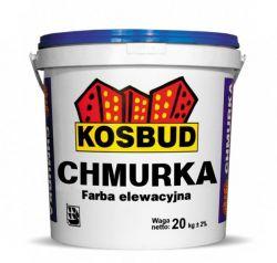 Farba elewacyjna akrylowa - Chmurka KOSBUD, opak 20kg
