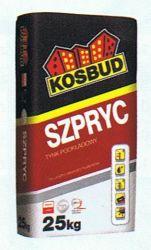 Obrzutka cementowa SZPRYC, KOSBUD, opak. 25kg