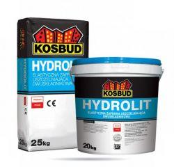 HYDROLIT, elastyczna zaprawa uszczelniająca dwuskładnikowa KOSBUD, opak. 20kg