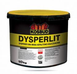 DYSPERLIT, dyspersyjna masa asfaltowo-kauczukowa KOSBUD, opak. 20kg