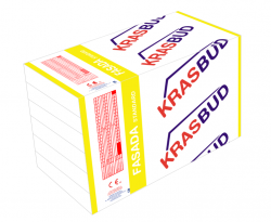 Styropian fasadowy FASADA STANDARD -  EPS 044 - KRASBUD, cena za m3