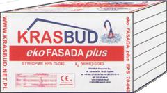Styropian fasadowy FASADA EPS 70-040 - KRASBUD, cena za m3