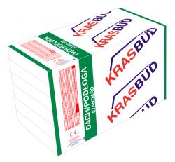 Styropian DACH/PODŁOGA STANDARD - EPS 040 - KRASBUD, cena za m3