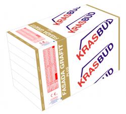 Styropian fasadowy FASADA GRAFIT PLUS - EPS 031 KRASBUD, cena za m3