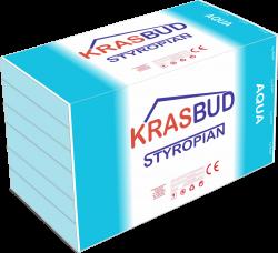 Styropian fundamentowy AQUA- EPS 037 KRASBUD, cena za m3