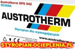 Styropian AUSTROTHERM STANDARD Austrotherm EPS 042 Fassada, cena za m3