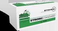 Płyty Styropianowe STYR-BUD Dach/Podłoga EPS 040 1,8T CS60, cena za m3