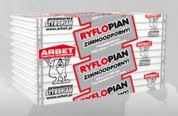 Styropian Ryflowany RYFLOPIAN EPS 040 ARBET do drewna