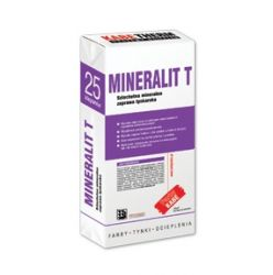 Tynk mineralny Mineralit T KABE, op.25kg