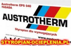 Styropian AUSTROTHERM EPS 040 FASSADA, cena za m3