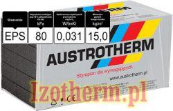 Styropian grafitowy Austrotherm EPS 031 Dach/Podłoga PREMIUM Grafitowy, cena za m3