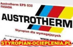 Styropian Austrotherm EPS 038 FASADA SUPER, cena za m3