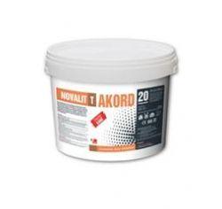Tynk silikatowy KABE SWISS NOVALIT T AKORD Silikatowa masa tynkarska do natrysku maszynowego 20kg