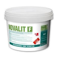 KABE  NOVALIT F Polikrzemianowa farba elewacyjna op.5 kg