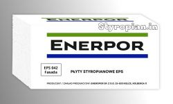 Styropian Fasada EPS 042 - Enerpor, cena za m3