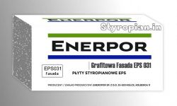 Styropian grafitowy Enerpor EPS 031 Extra Therm, cena za m3