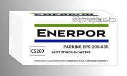 Styropian Dach/Podłoga/Parking EPS200-035 CS200  Enerpor, cena 1m3