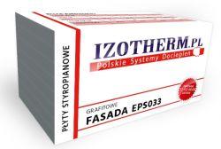Styropian grafitowy Izotherm EPS 033 super cena świetna jakość, cena m3
