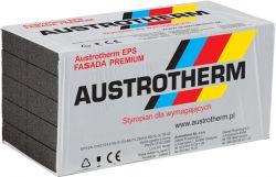 Styropian grafitowy Austrotherm EPS 031 FASSADA PREMIUM Grafitowy, cena za m3