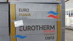 Styropian grafitowy Eurotherm Systems - EPS 031 FASADA, cena za m3