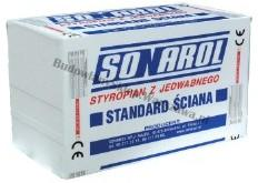 Styropian EPS S 044 STANDARD ŚCIANA, SONAROL, cena za m3