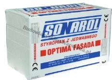 Styropian  EPS S 042 OPTIMA FASADA3, SONAROL, cena za m3