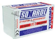 Styropian EPS 70 040 FASADA, SONAROL, cena za m3