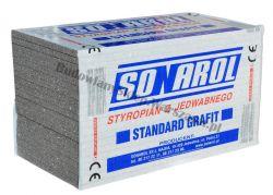 Styropian EPS S 033 STANDARD GRAFIT, SONAROL, cena za m3