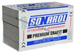 Styropian EPS S 031 PREMIUM GRAFIT, SONAROL, cena za m3