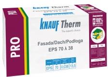 Styropian Knauf Therm PRO Fasada/Dach/Podłoga EPS 70 0,038 TR100, cena za m3