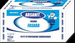 Styropian Arsanit Thermo fasada 0,040  TR100, cena za m3