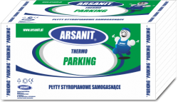 Styropian Arsanit Thermo PARKING EPS200 0,035 6 t/m2, cena za m3